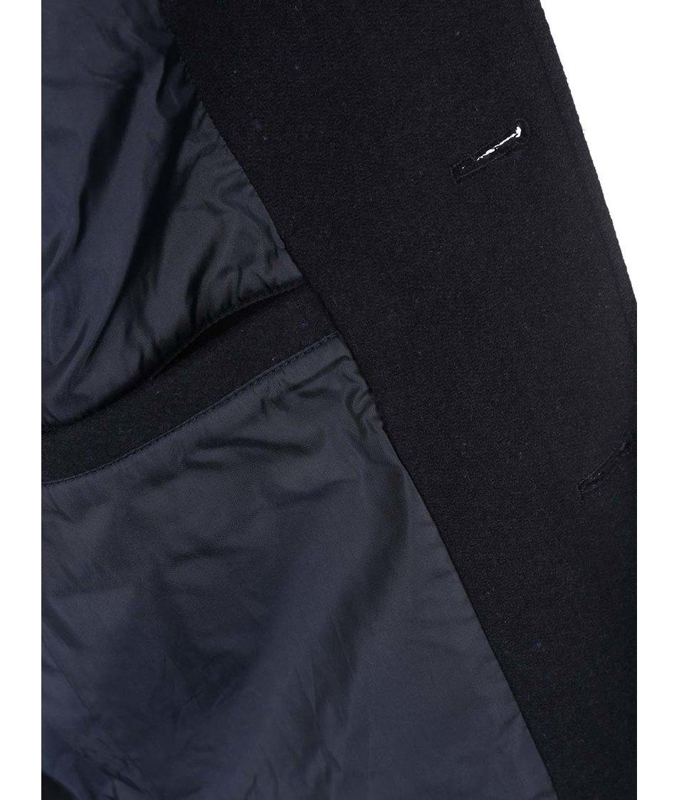 Tmavě modrý kabát ONLY & SONS Gregory