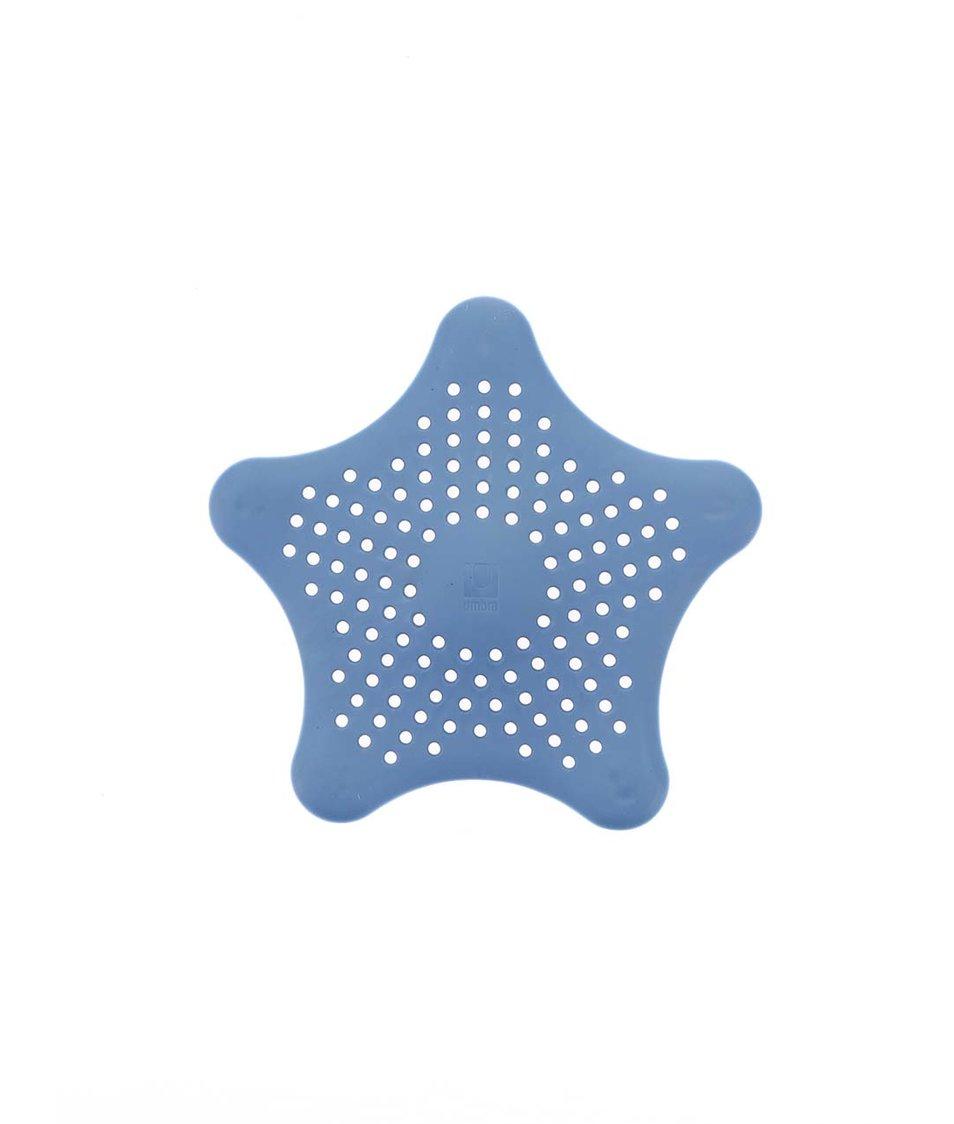 Modrošedé sítko do sprchy Umbra Starfish