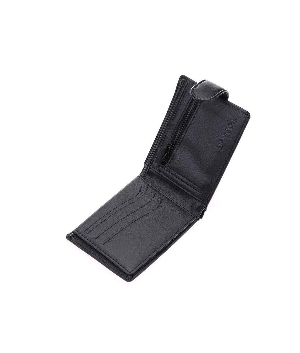 Černá pánská peněženka Rip Curl Clipper All Day