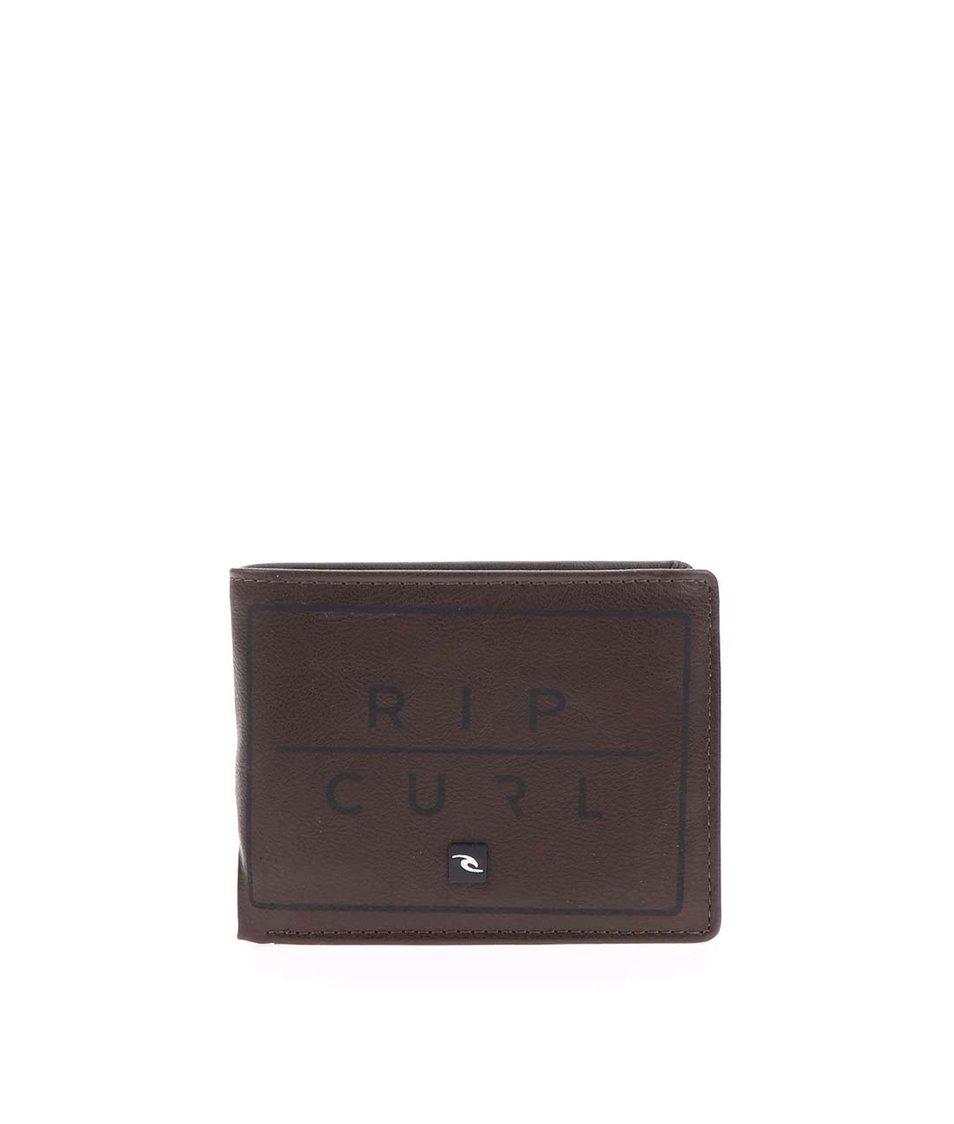 Hnědá pánská peněženka Rip Curl New Fellas All Day
