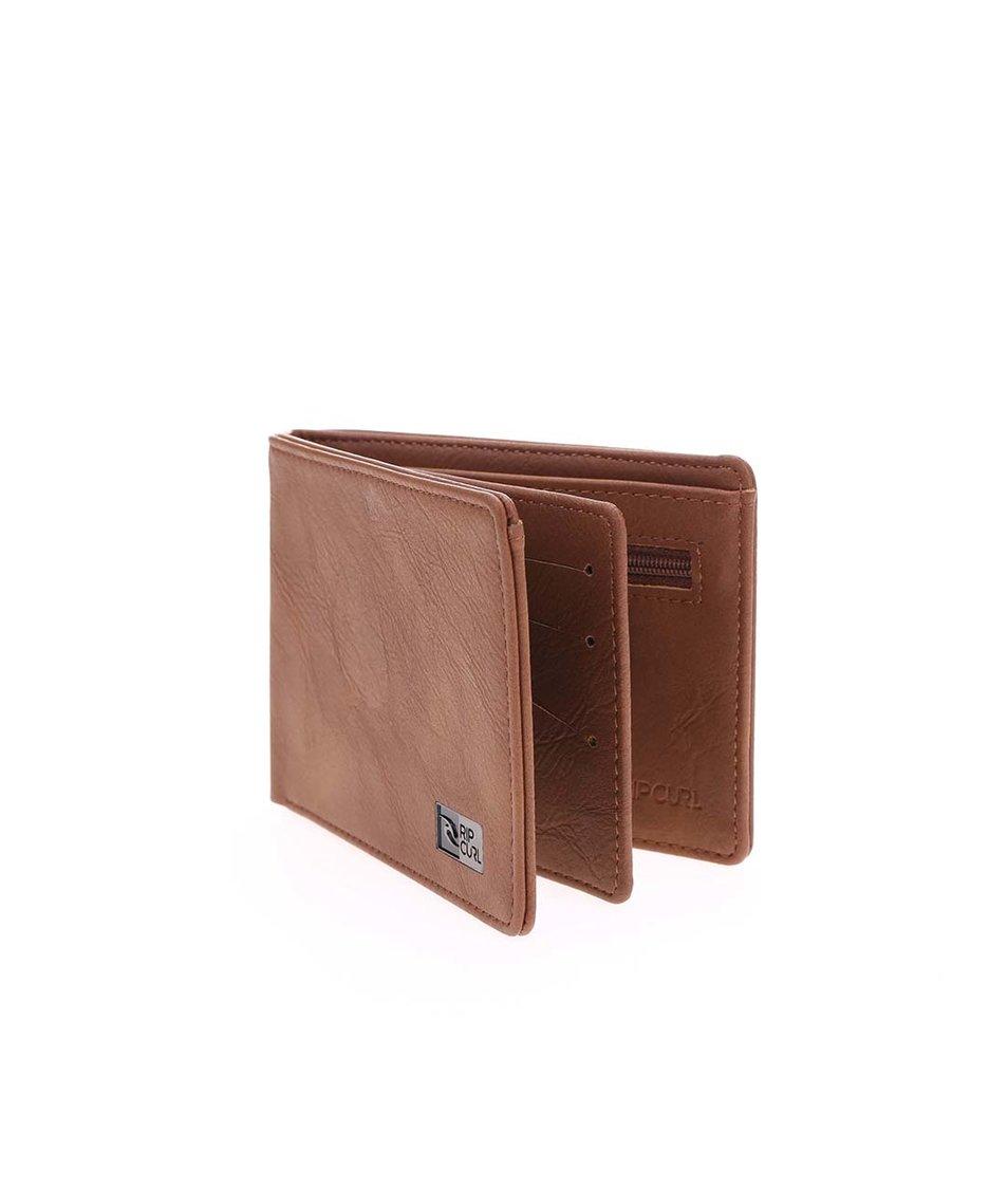 Světle hnědá pánská peněženka Rip Curl Rocknrolla