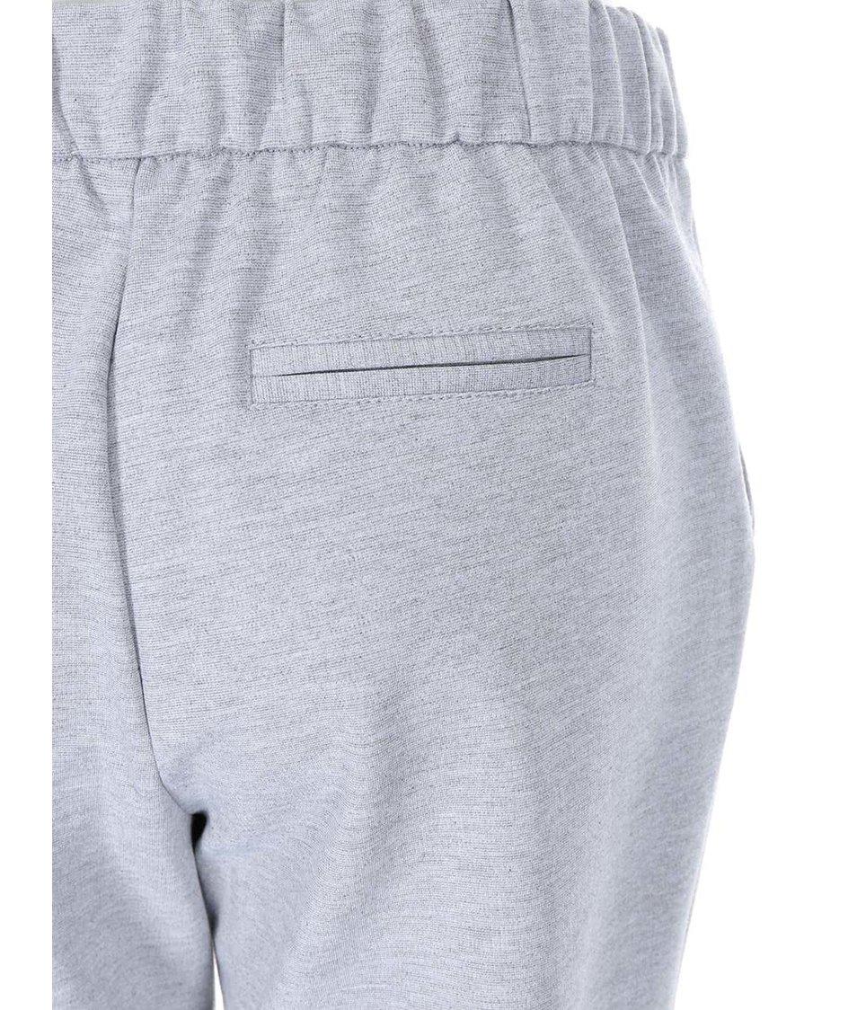 Šedé teplákové kalhoty ONLY New