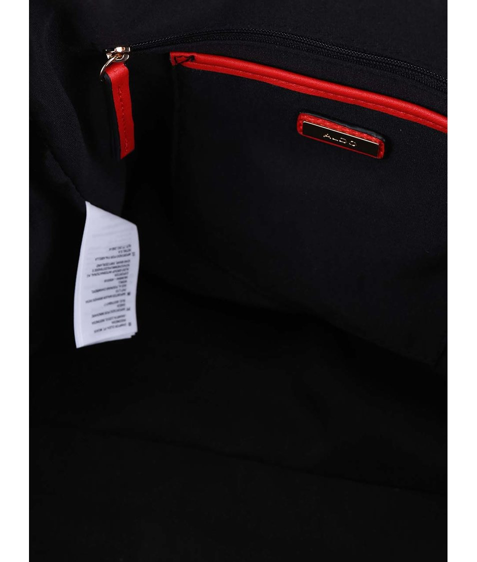Červená kabelka ALDO Halifax