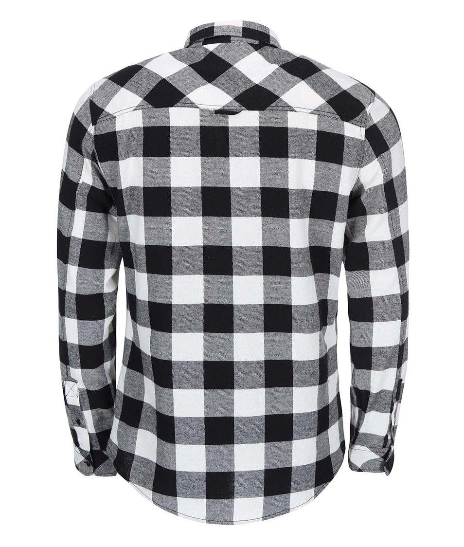 Bílo-černá kostkovaná košile !Solid Ryton - Vánoční HIT!  ae5f32235a