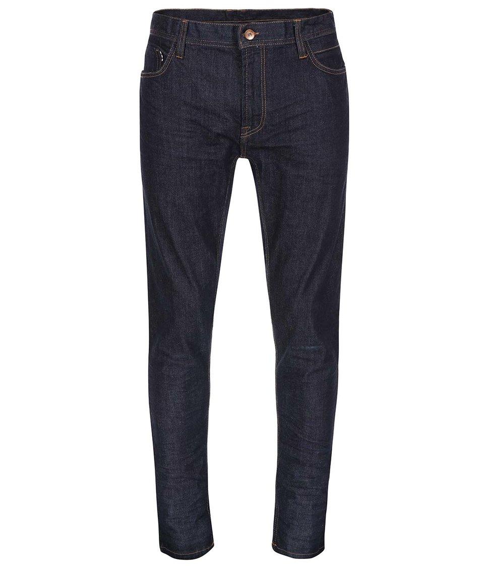 Tmavě modré džíny Tailored & Originals Dean