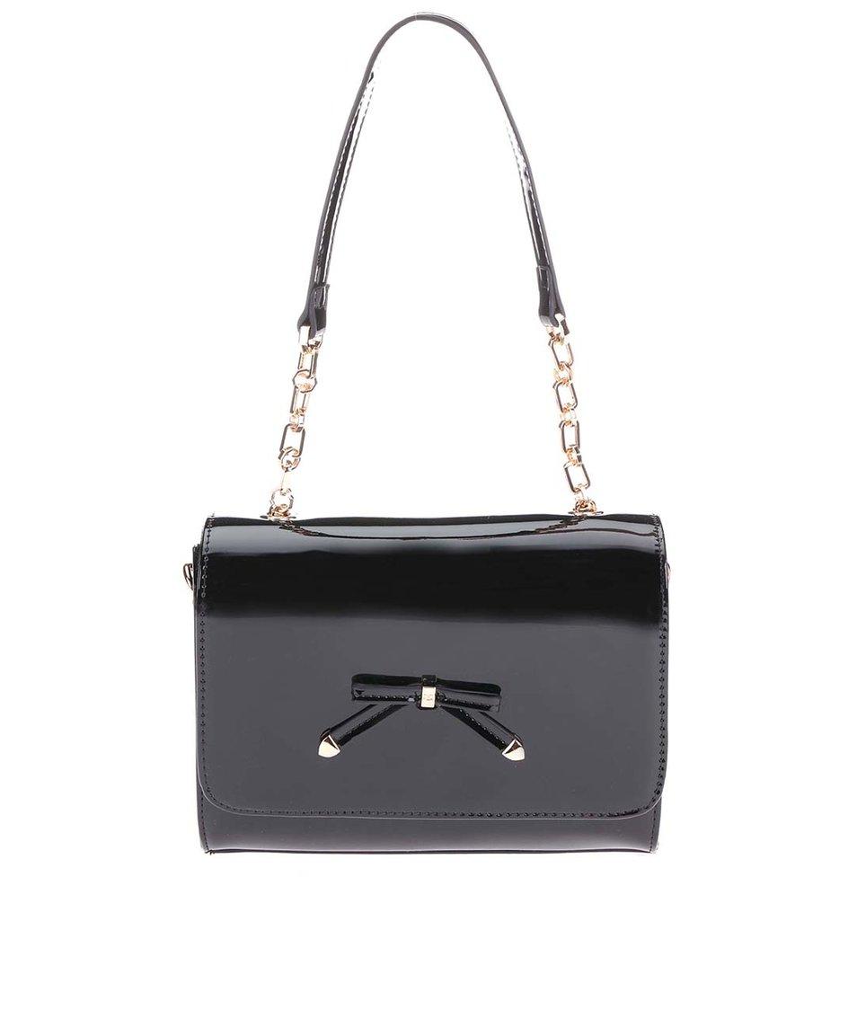 Černá menší kabelka Gionni Ariadne