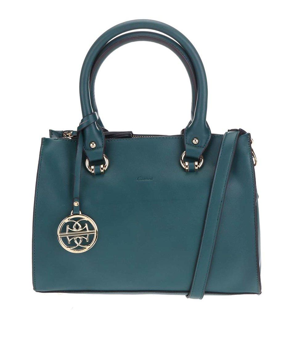 Zelená kabelka Gionni Iliana