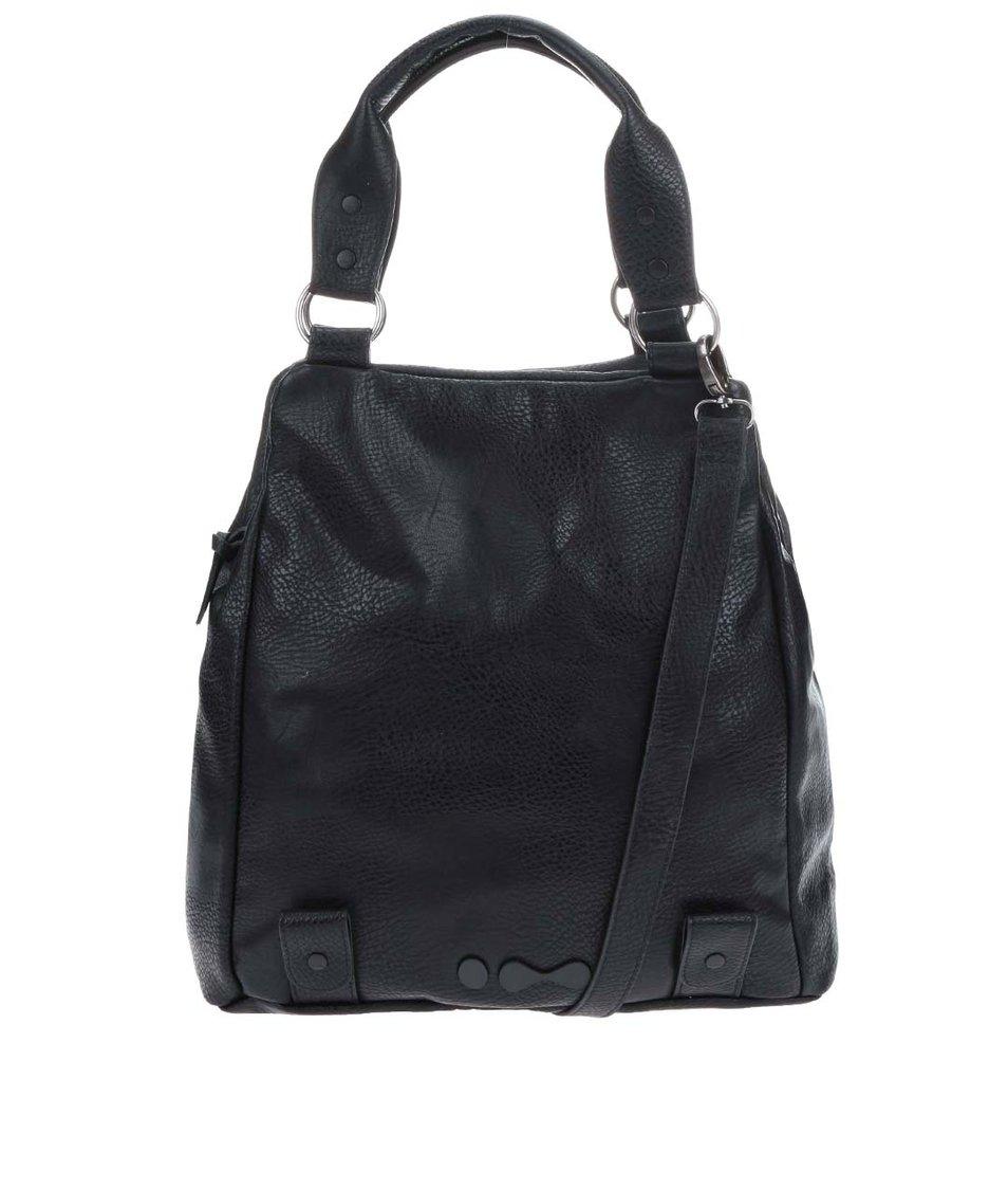 Černá kabelka/batoh Skunkfunk Batea