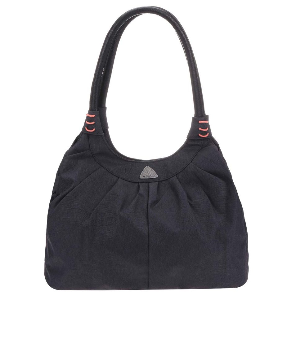 Černá kabelka Skunkfunk Isona