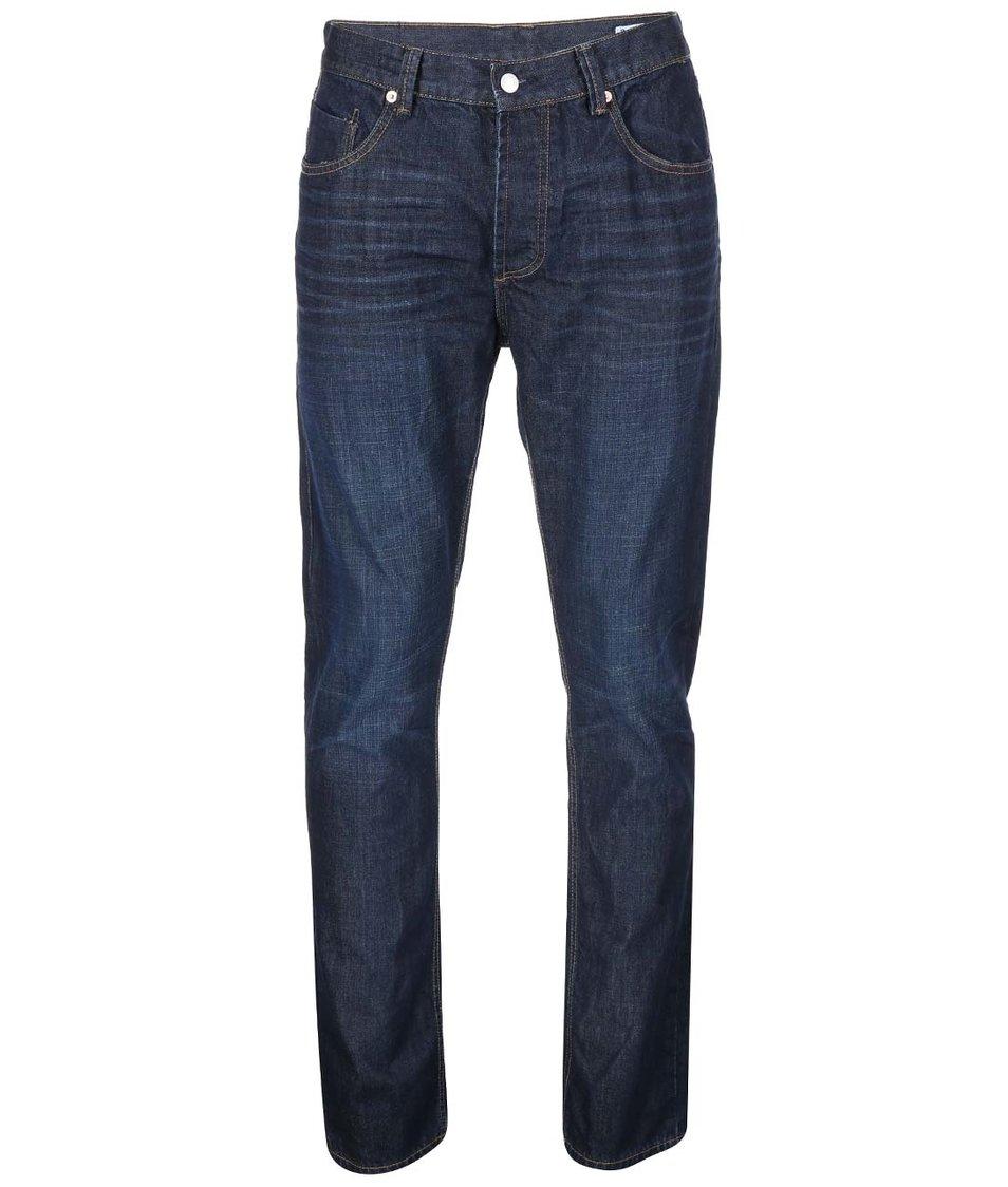Tmavě modré pánské džíny Bellfield Gonzo Sheville