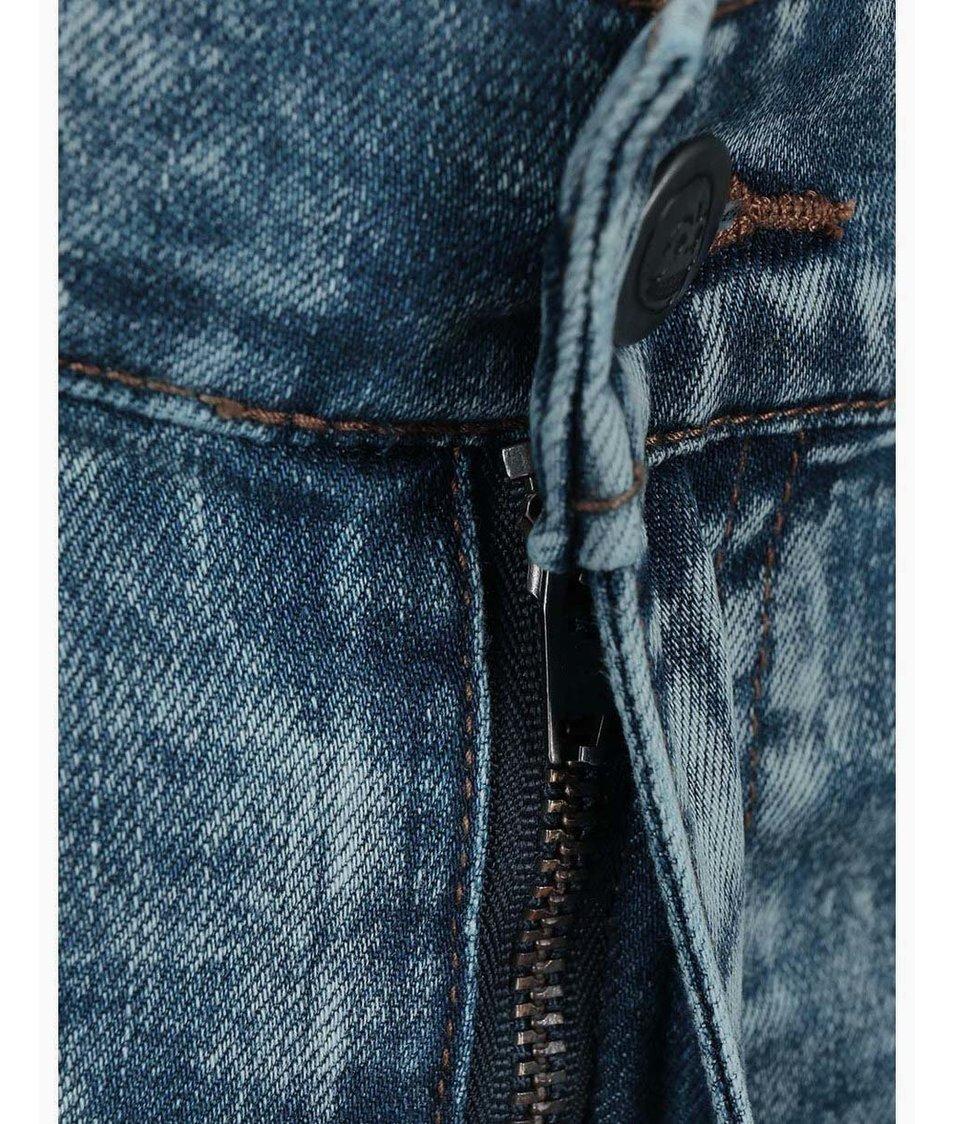 7d9a21f036b ... Světle modré dámské roztrhané džíny Cheap Monday Tight Youth ...