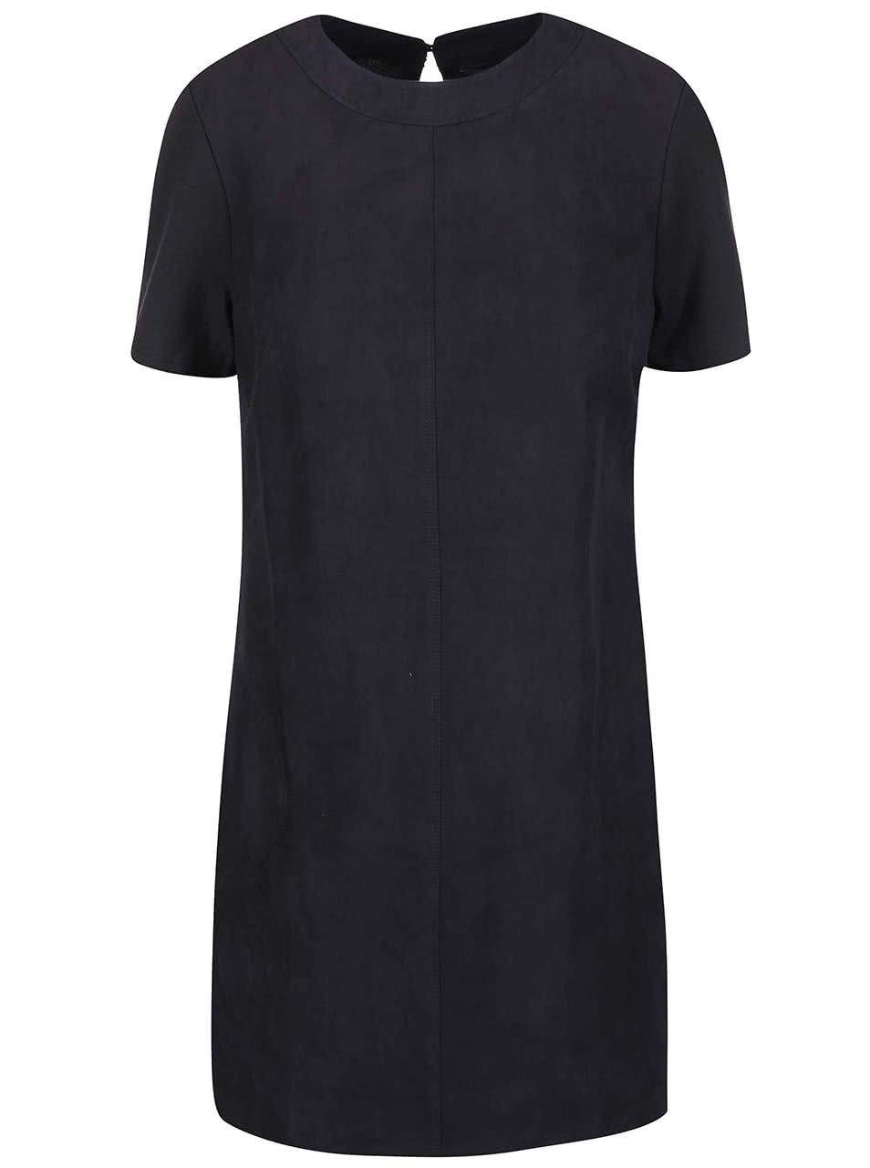 Černé volnější šaty Dorothy Perkins 9e17a277b5