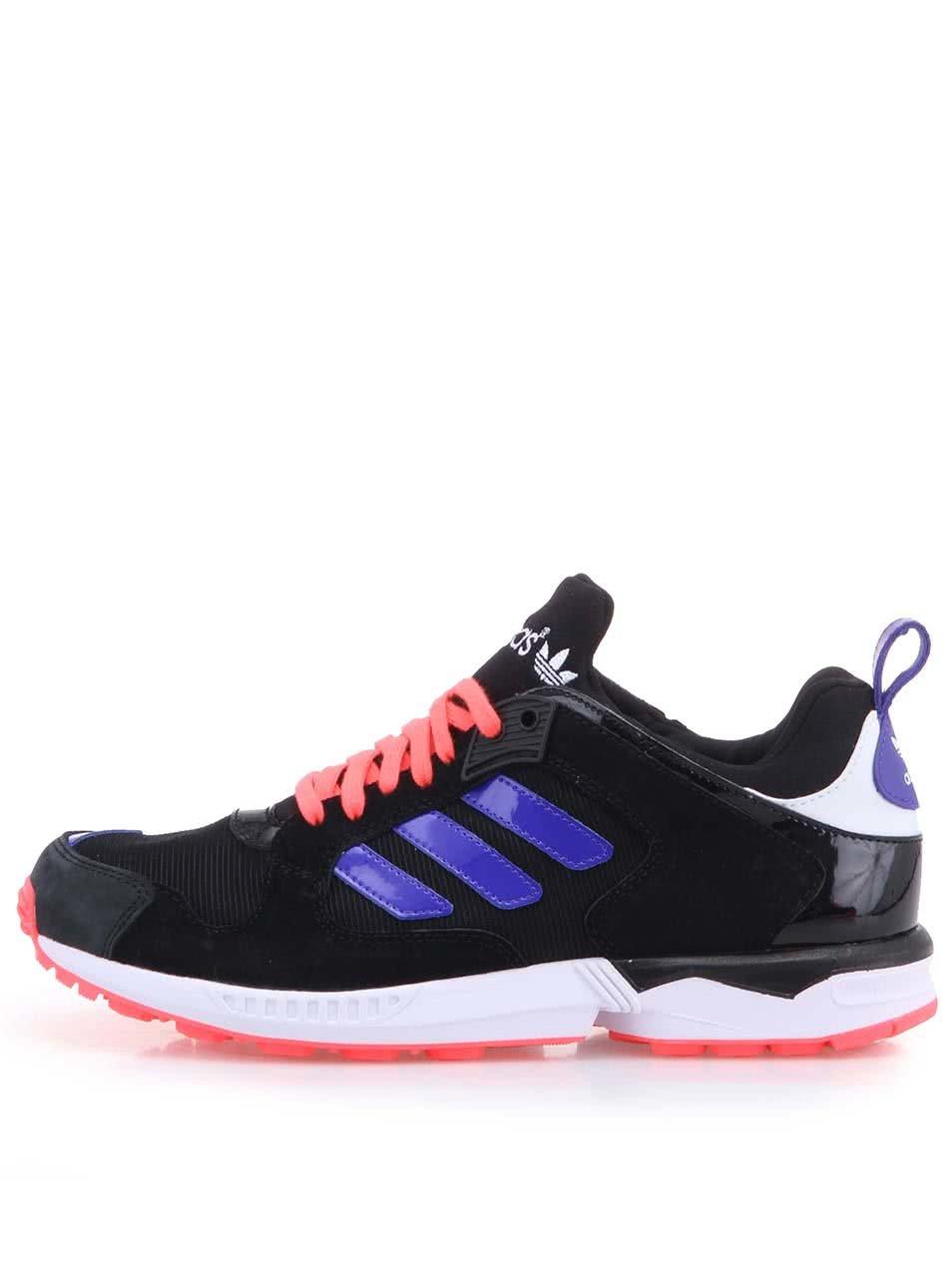 Černé dámské sportovní boty adidas Originals ZX 5000 587d939a1eb
