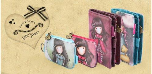 Zasněné kabelky a peněženky Santoro