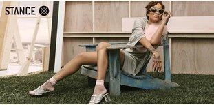 Stance: Ponožky z dílny celebrit