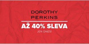 Dorothy Perkins s až 40% slevou