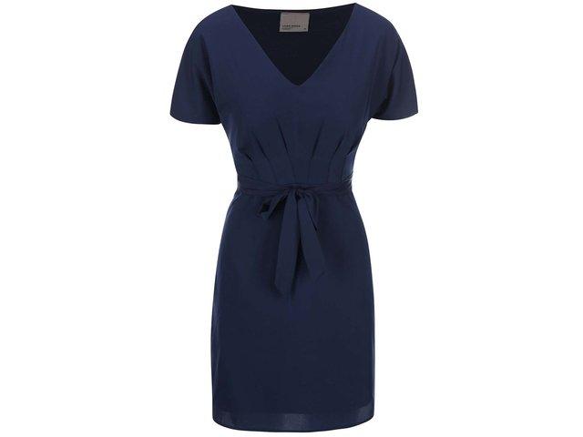 Modré šaty Vero Moda Reddy