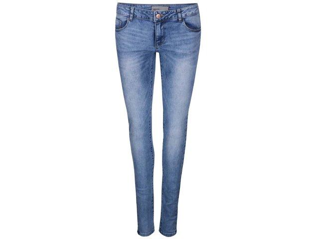 Světle modré slim džíny Vero Moda Five