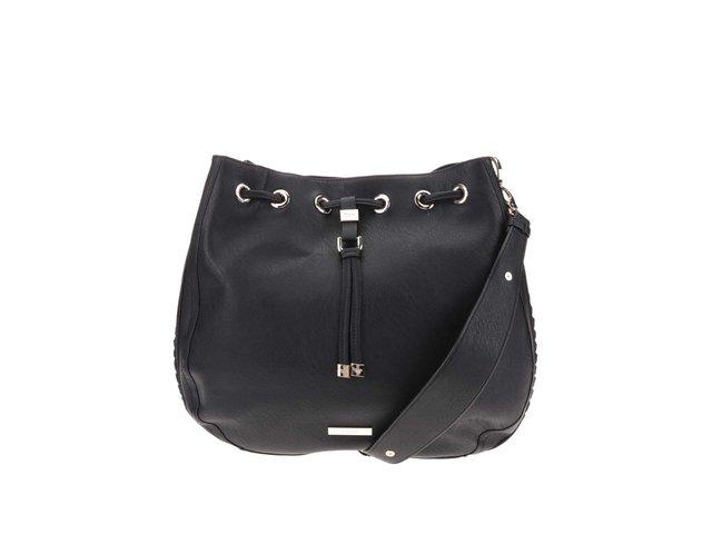 Čierna sťahovacia kabelka Dune London Dollianna   e8833ecea4a