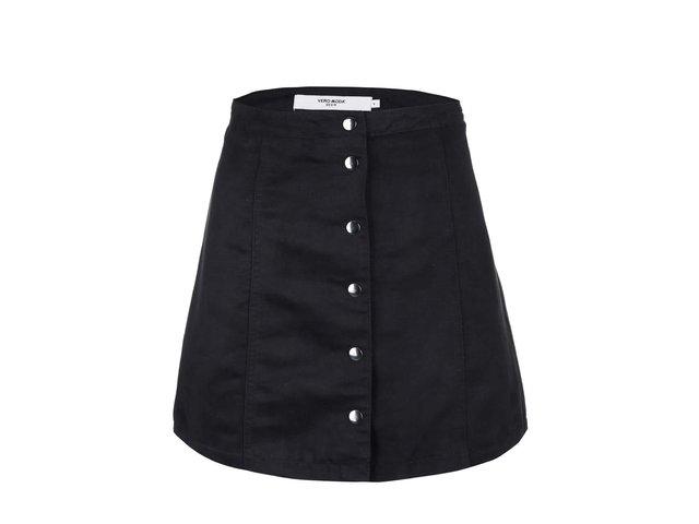 Černá sukně Vero Moda Adina Donna