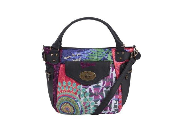 Velká barevná kabelka Desigual McBee Sumatra
