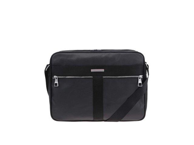 Černá pánská taška přes rameno Tommy Hilfiger Darren