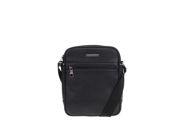 Černá pánská taška přes rameno Tommy Hilfiger Essential Reporter