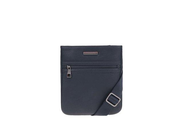 Tmavě modrá pánská taška přes rameno Tommy Hilfiger Essential