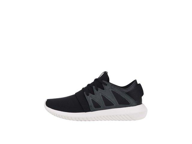 Krémovo-černé dámské tenisky adidas Originals Tubular Viral W