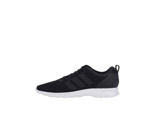 Černé dámské tenisky adidas Originals ZX Flux Smooth