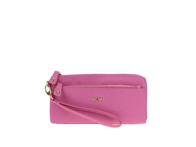 Růžová peněženka Epico Ella