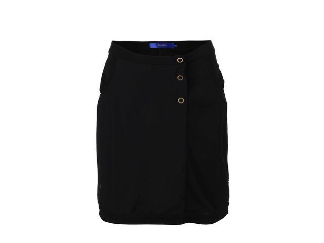 Černá sukně Skunkfunk Zelatrice