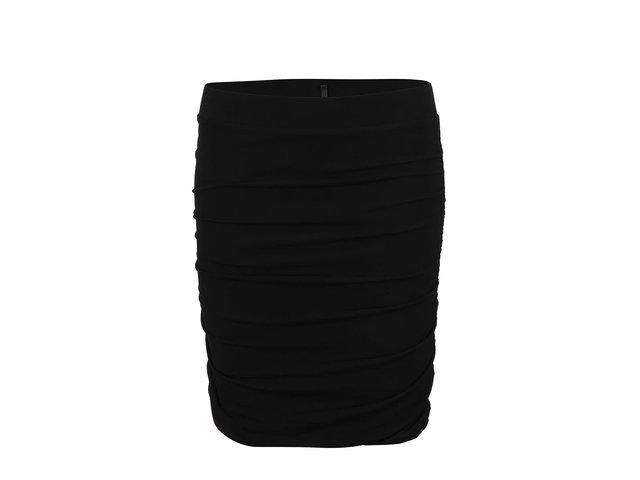 Černá sukně ONLY Zig
