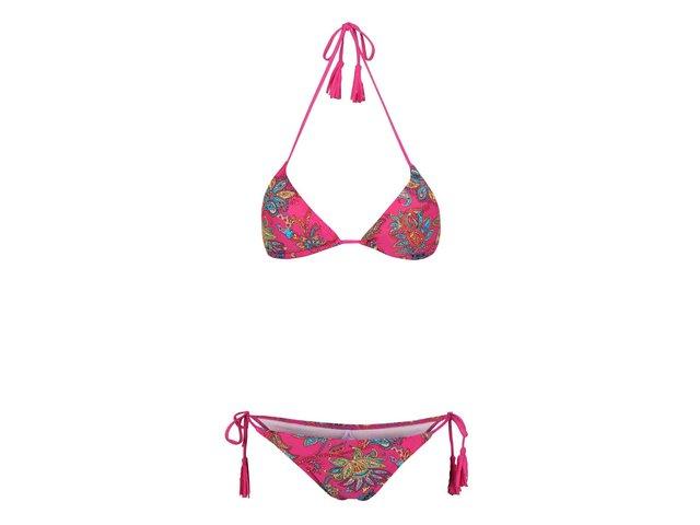 517fe826c2 Ružové dámske plavky so vzorom O Neill Paisley