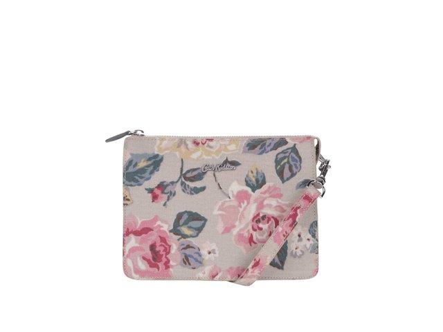 473d6feedd Sivá malá kabelka s kvetmi Cath Kidston