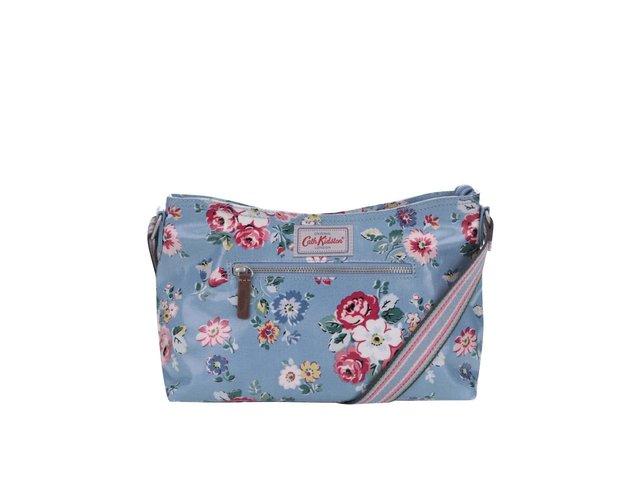 690af5cada Modrá kabelka s kvetmi Cath Kidston