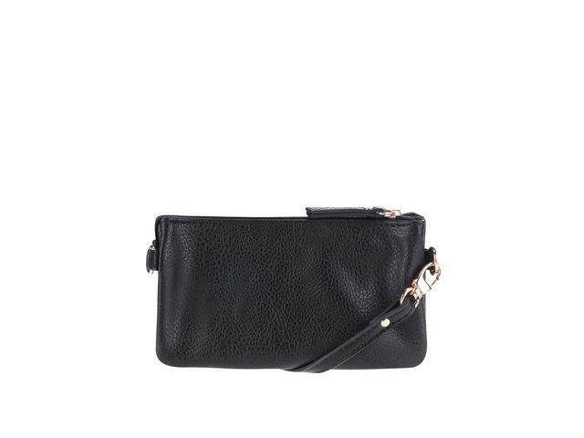 Čierna malá crossbody kabelka Pieces Pichelle   df59f60c63c