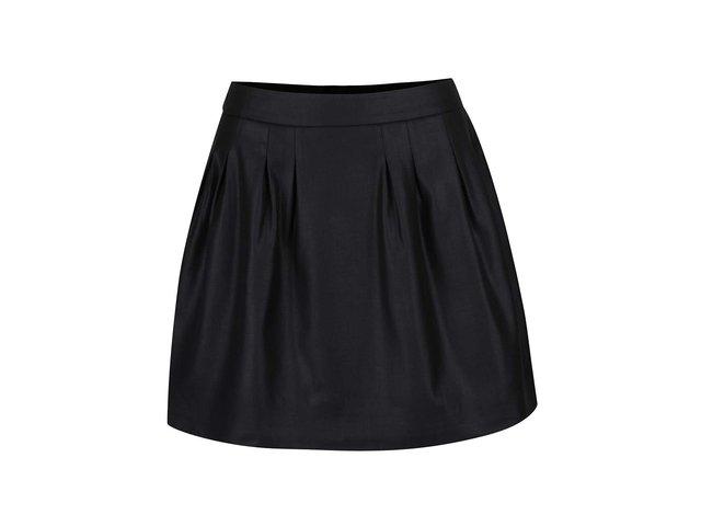e51b1e10a07b Čierna mini sukňa ONLY Alba