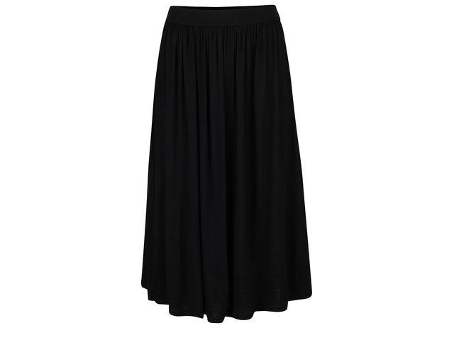 77c32d145e1d Čierna sukňa s gumou v páse Dorothy Perkins