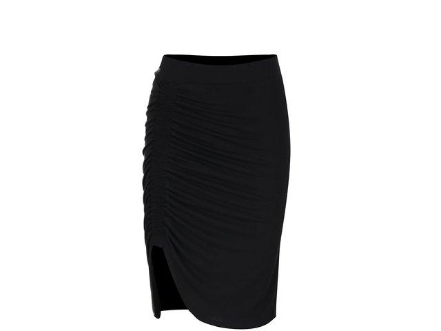 9f847f502991 Čierna sukňa Vero Moda Alsa