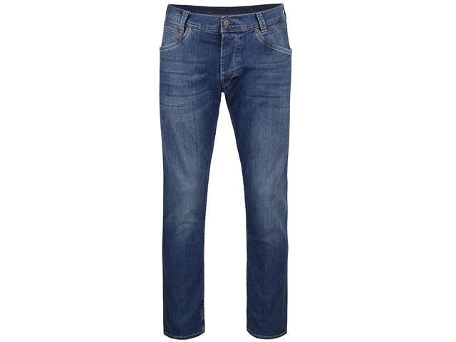 ca0db11792a Modré pánske slim rifle Pepe Jeans Spike