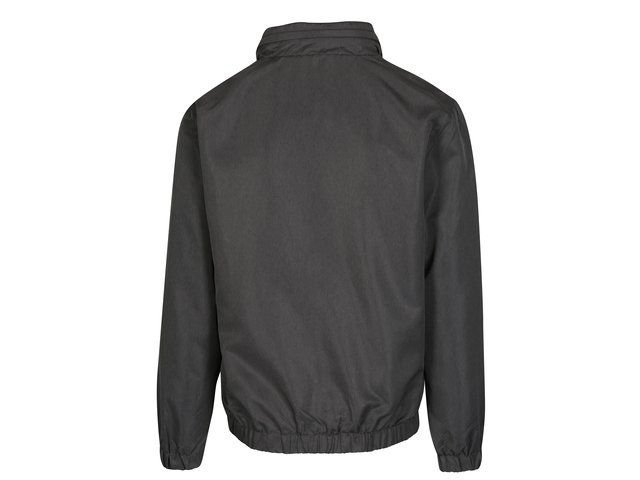Tmavě šedá pánská lehká bunda Burton Menswear London
