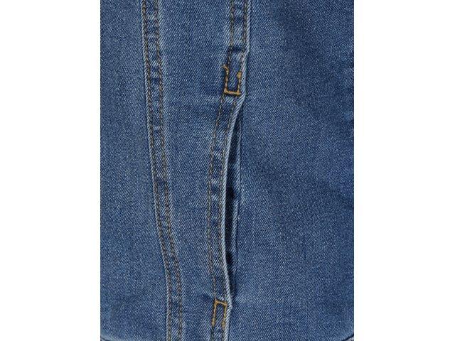 Tmavě modrá džínová bunda TALLY WEiJL