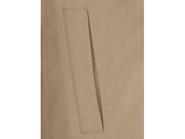 Béžový lehký kabát s páskem Dorothy Perkins Tall  02ea9ce7c63
