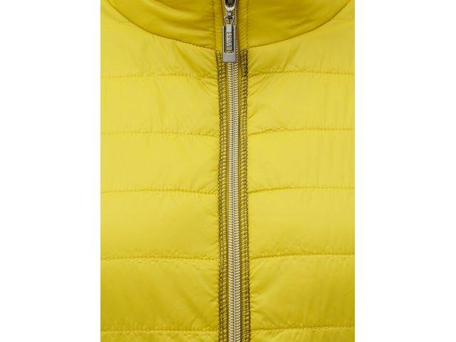 Žlutá lehká bunda Yest