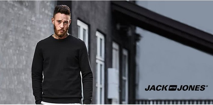 Jack & Jones: Nabídka, která se neodmítá