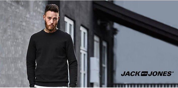 Jack & Jones: Ponuka, ktorá sa neodmieta