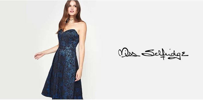 Miss Selfridge: Britská elegance ve stylu eighties