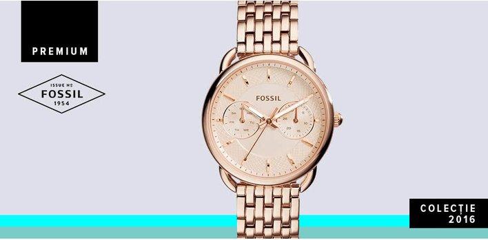 Fossil: Ceasuri pe bune
