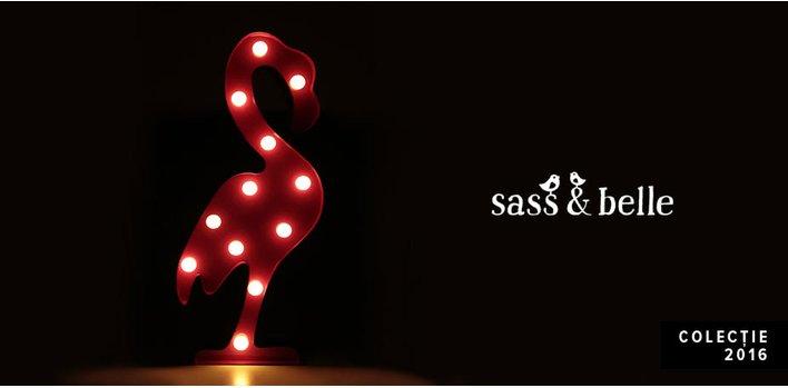 Sass & Belle: Atmosferă De Crăciun